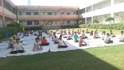 International Day of Yoga 21/06/2015  Pic-4